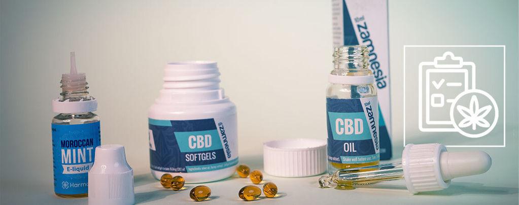 CBD Detección De Drogas