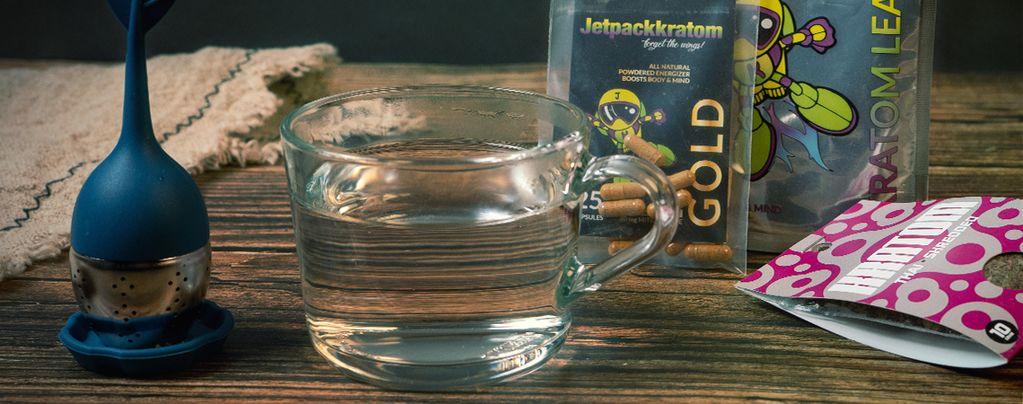 Cómo Hacer el Mejor Té de Kratom