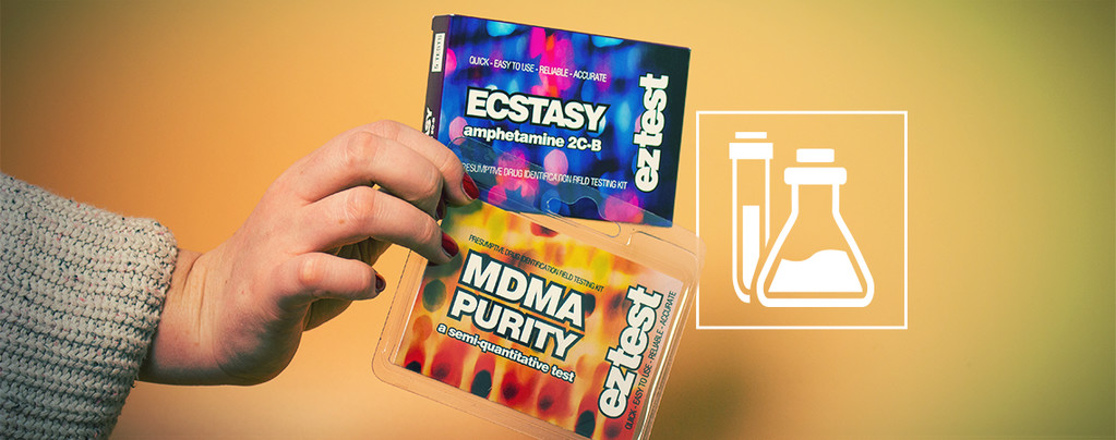 ¿Es MDMA O No? Averígualo Con Estos Kits