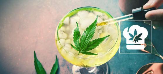 Cócteles de cannabis para un mundo con menos alcohol