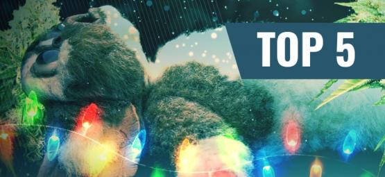 Top 5 Mejores Películas De Navidad Para Fumetas 2020