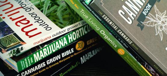Los Mejores Libros Sobre Cultivo De Marihuana