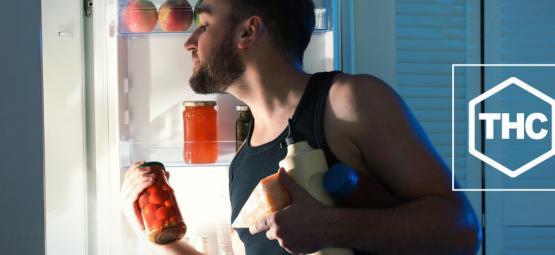 Los efectos secundarios del THC