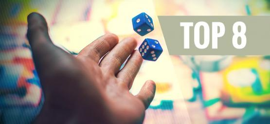 Los mejores juegos de mesa para jugar colocado