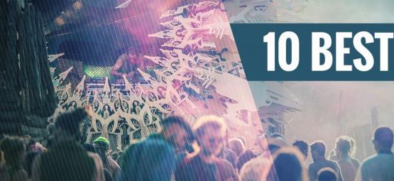 Los mejores artistas del psytrance - 10 actos que representan pasado, presente y futuro