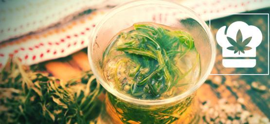Cómo Preparar Té De Marihuana