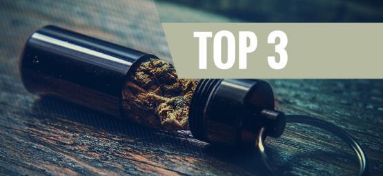 Top 5 artículos para llevar tu material oculto