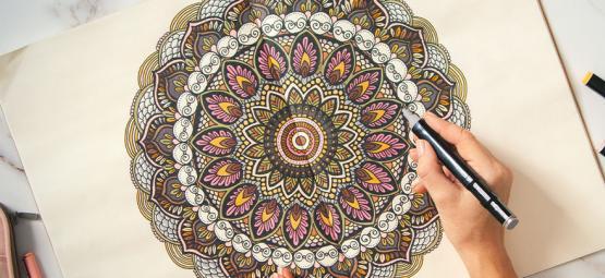 Pintando con ácido: ¿cómo pueden los alucinógenos inspirar la creatividad?