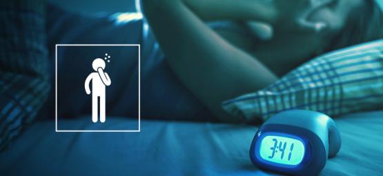 ¿Qué hacer cuando no puedes dormir?