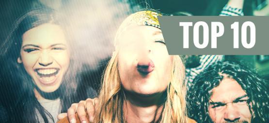 Top 5 De Cepas De Marihuana Que Te Harán Reír Sin Parar