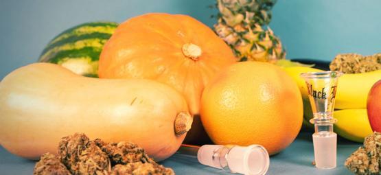 Top 6 De Frutas Y Vegetales Para Usar Como Pipas Y Bongs