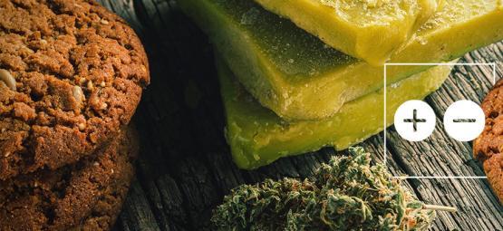 ¿Cuáles Son Los Pros Y Contras De Los Comestibles De Marihuana?