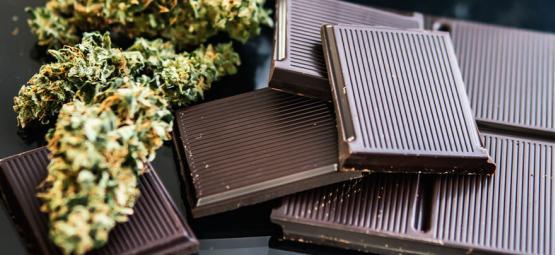 ¿Por Qué El Chocolate Y El Cannabis Combinan Tan Bien?