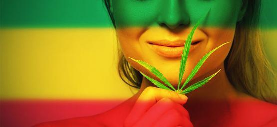 La Hierba Y El Reggae