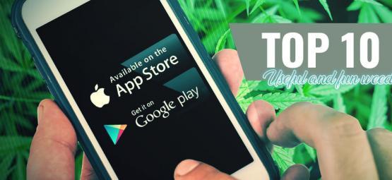 10 Apps De Cannabis Útiles Y Divertidas