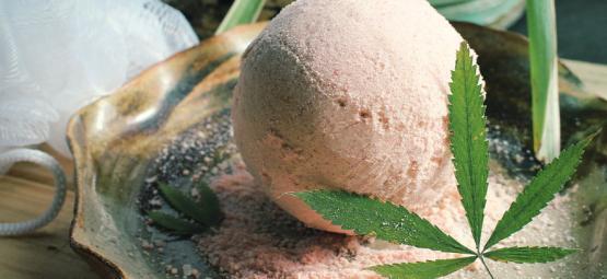 Cómo Hacer Bombas De Baño Con Marihuana