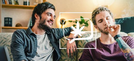 6 Variedades de Cannabis Que Te Harán Sentir Más Hablador Y Sociable