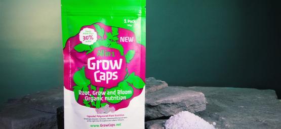 Growcaps: Cómo Cultivar Cannabis De La Forma Más Fácil