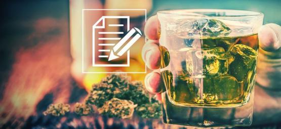 En Busca De La Droga De Iniciación: Cannabis Vs. Alcohol
