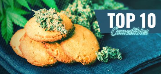Los 10 Mejores Comestibles De Cannabis De Ámsterdam