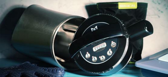 Reseña De Producto: MB2e MagicalButter Machine