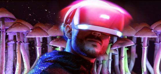 ¿Deberías Combinar Los Psicodélicos Y La Realidad Virtual?