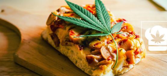 ¡Cómo Hacer Pot Pizza!