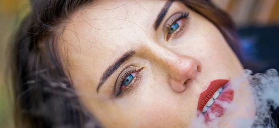 Por Qué La Marihuana Causa Enrojecimiento De Ojos (Y Qué Hacer Al Respecto)
