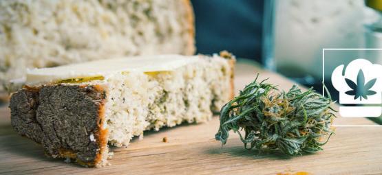 Cocinar con Hierba: Cómo Hacer Pan de Cannabis