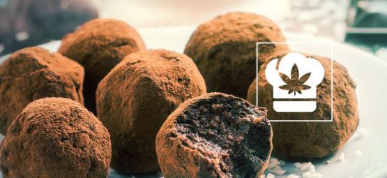 Cómo Hacer Trufas de Chocolate con Cannabis