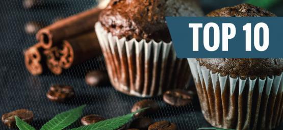 Nuestro Top 10 De Recetas Inusuales Con Cannabis