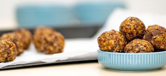 Cómo Preparar Bolas Energéticas Con Cannabis