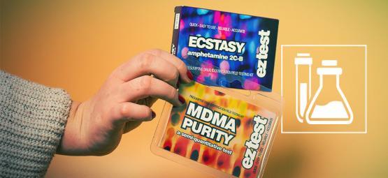 ¿Es MDMA O No? Averígualo Con Estos Kits