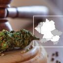 Situación legal de la marihuana en Alemania y Austria
