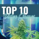 Top 10 videojuegos para jugar mientras fumas