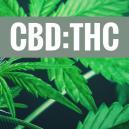 Beneficios de los distintos ratios de CDB:THC