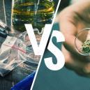 La clasificación de las drogas blandas y duras
