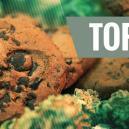 Top 10 de recetas de cannabis