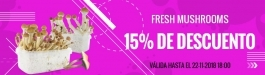 Oferta Fresh Mushrooms